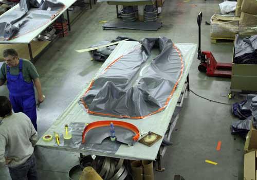 купить оборудование для изготовления лодок пвх